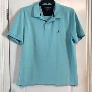 Nautica Performance Deck Shirt, Size XL